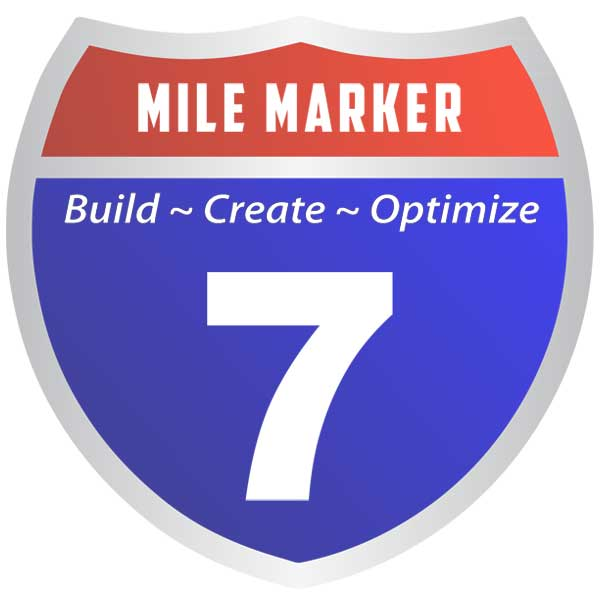 Mile Marker Seven Web Design